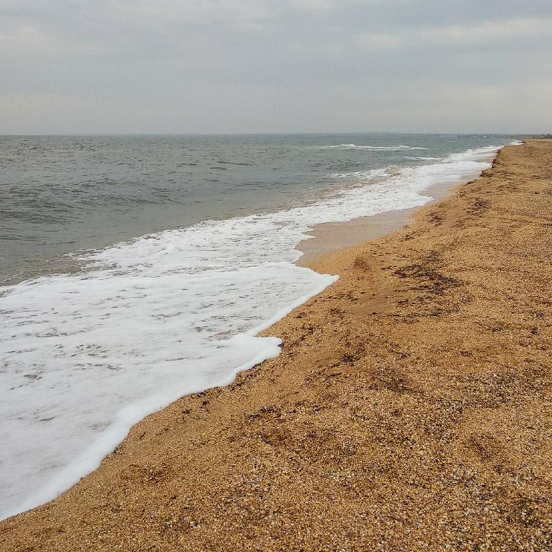 отдых на азовском море новоотрадное межсезонье фото