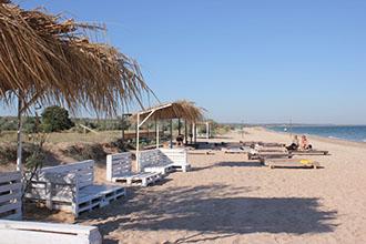 Где отдохнуть в Новоотрадном на Азовском море